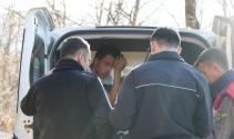 15 yaşındaki ehliyetsiz sürücü, yakıtı bitince yakayı ele verdi