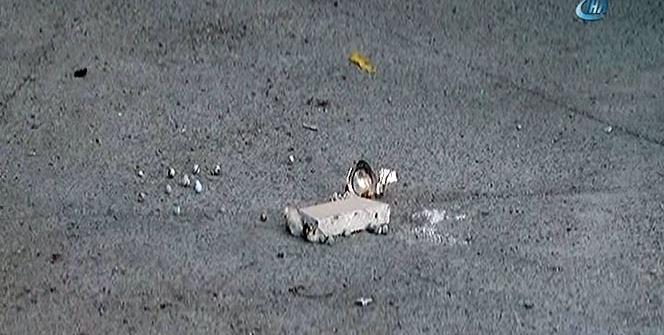 Ümraniye'de iş yerinde patlama