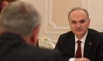 Bilim ve Sanayi Bakanı Özlü, Belarusta temaslarını sürdürüyor