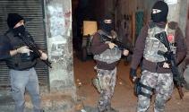 Diyarbakırda 900 polis ve dedektör köpeklerle asayiş uygulaması