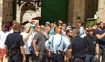 Kudüs kararını protesto eden 26 Filistinli yaralandı