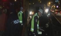 15 Temmuz Şehitler Köprüsünde zincirleme trafik kazası