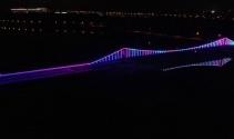 Adananın geceleri ışıl ışıl
