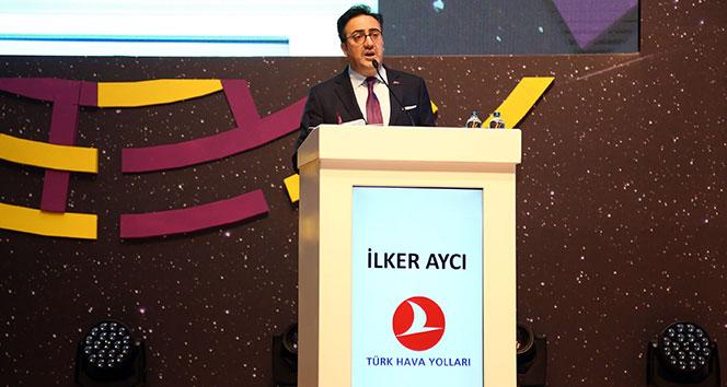 THY Başkanı Aycıdan Ankaraya yeni uçuş müjdesi