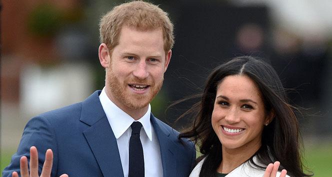 Prens Harry ve Meghan 19 Mayısta evleniyor