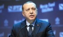 Cumhurbaşkanı Erdoğan, Filistin Dostluk Grubu Heyetini kabul etti
