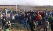 Batı Şeria ve Gazzedeki protestolarda 4 kişi öldü, 367 kişi yaralandı