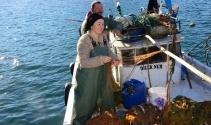 Karadenizin kadın balıkçıları