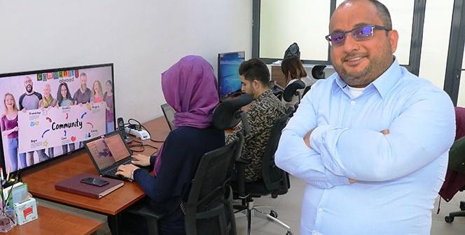 Yurt dışında yaşayan Türklerin Facebook'u yayında