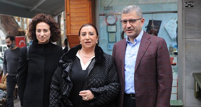 Perihan Abla 30 yıl sonra aynı sokakta