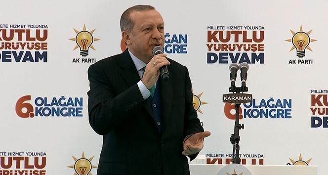 Cumhurbaşkanı Erdoğan: Doğu Kudüste Büyükelçilik Açacağız