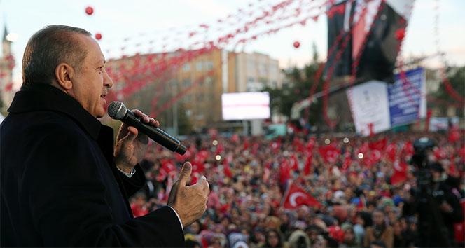 Cumhurbaşkanı Erdoğan: 'İstanbul'un en büyük şehir hastanesini kuruyoruz'