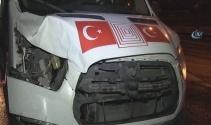 TEMde kamyonetin çarptığı kadın hayatını kaybetti