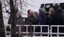 Yavuz Yılmazın cenazesi Marmara İlahiyat Fakültesi Camiine getirildi