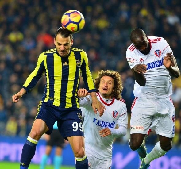 Fenerbahçe: 2 - Karabükspor: 0