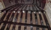 Diyarbakırda kamyonetin demir profillerine gizlenmiş 50 kilo esrar ele geçirildi