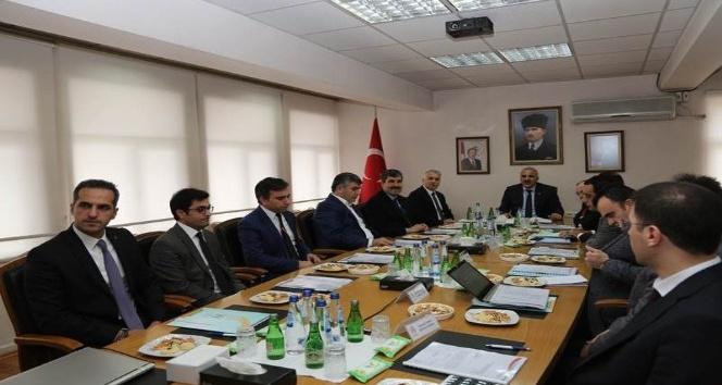 DAKA'nın 2017 yılı son yönetim kurulu toplantısı yapıldı