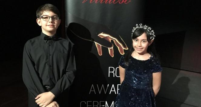 Türk öğrencilerden Romada çifte birincilik