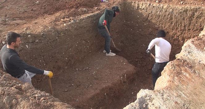 Tarsusta yeni bir kazı çalışması başladı