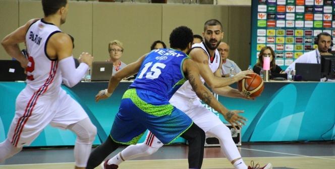 Eskişehir Basket 76- 75 Tofaş