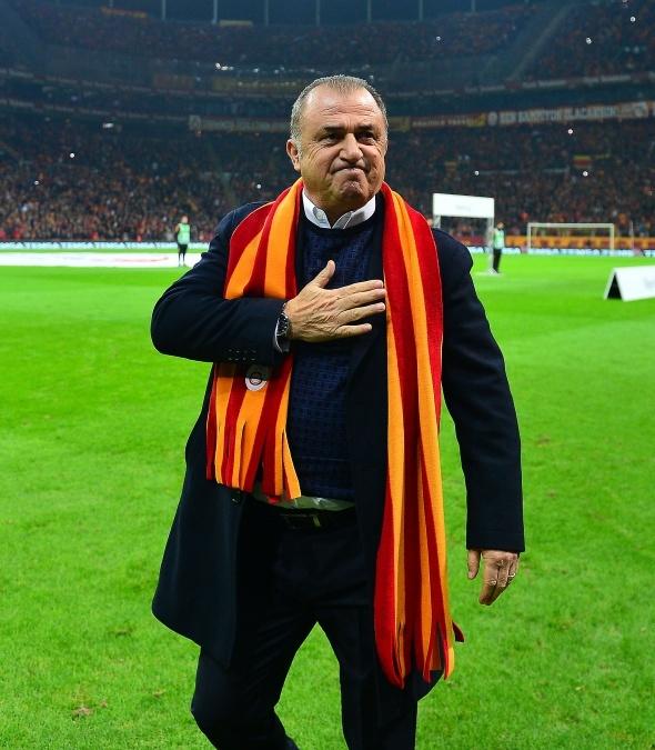 Galatasaray Göztepe Maçından Kareler