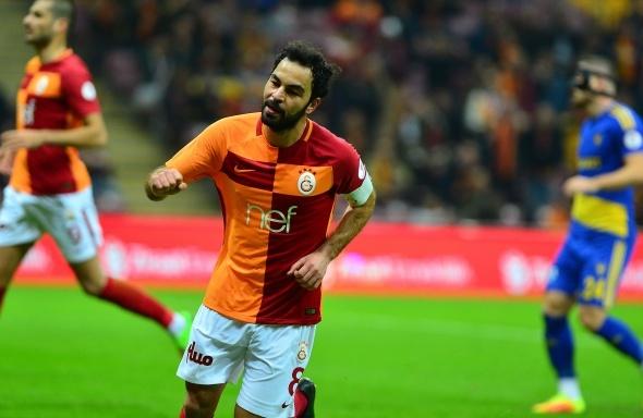 Galatasaray Bucaspor Maçından Kareler