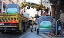 İzmit Belediyesi'nden ilçenin 50 noktasına yeni çöp konteyneri