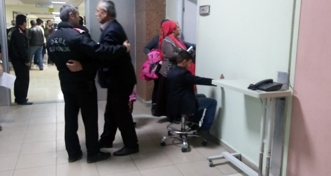 Okul bahçesinde pompalı dehşeti:7 yaralı | Gaziantepte okula saldırı