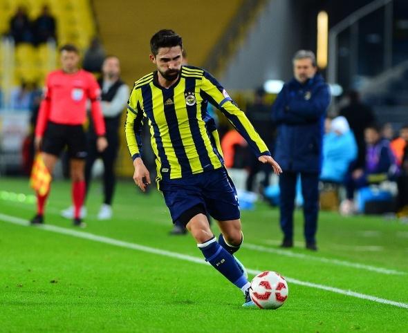 Fenerbahçe İstanbulspor Maçından Kareler