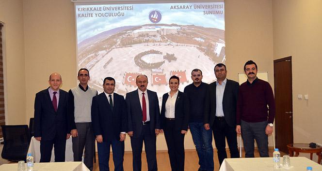 Kırıkkale Üniversitesi örnek olacak
