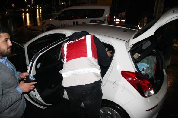 İstanbul'da 2 bin 340 polisle huzur uygulaması