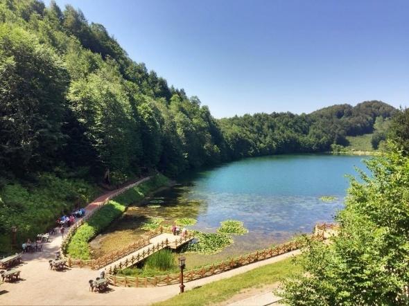 Türkiye'nin 36. Tabiat Parkı Ulugöl temizlenecek