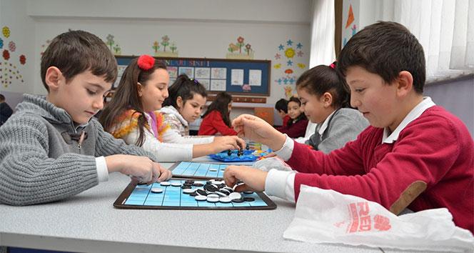 Teknoloji bağımlılığına karşı Akıl Oyunları Sınıfı açıldı