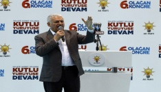 Başbakan Yıldırım: Evlere şenlik ana muhalefet partisi
