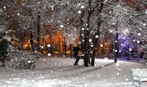 Kartpostallık kar görüntüleri
