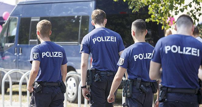 Almanlar en çok polise güveniyor !