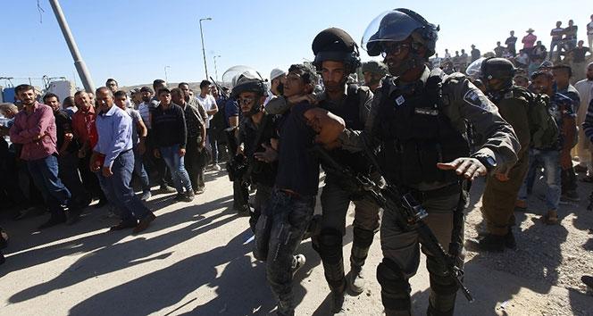 İsrail, Batı Şeria ve Kudüste 15 kişiyi gözaltına aldı