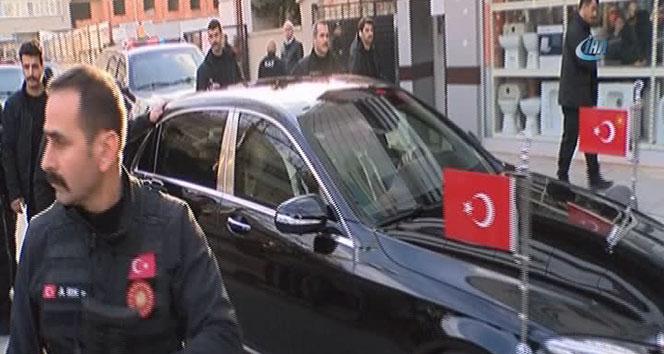 Cumhurbaşkanı Erdoğan, kas hastalığından hayatını kaybeden gencin cenazesine katıldı