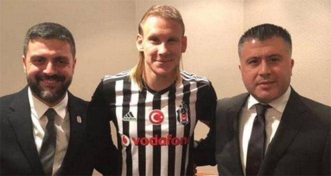 Beşiktaştan Vida açıklaması