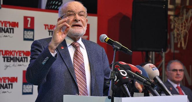 Karamollaoğlu: Cumhurbaşkanlığı için bir aday çıkaracağız