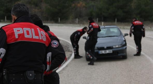 Taksicinin katili özel güvenlikçi film gibi operasyonla yakalandı