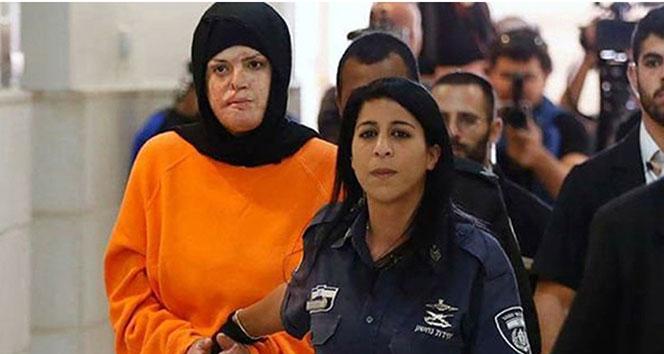 Filistinli İsranın salıverilmesi için kampanya başlatıldı