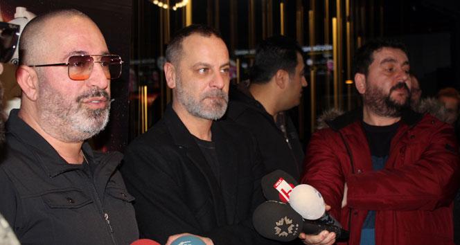 Arif V 216 filminin lansmanı gerçekleştirildi