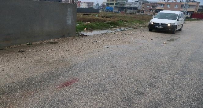 Adana'da bıçaklı saldırı: 1 ölü