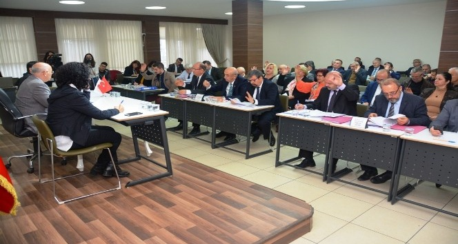 Süleymanpaşa Belediye Meclisi Ocak Ayı toplantısını gerçekleştirdi
