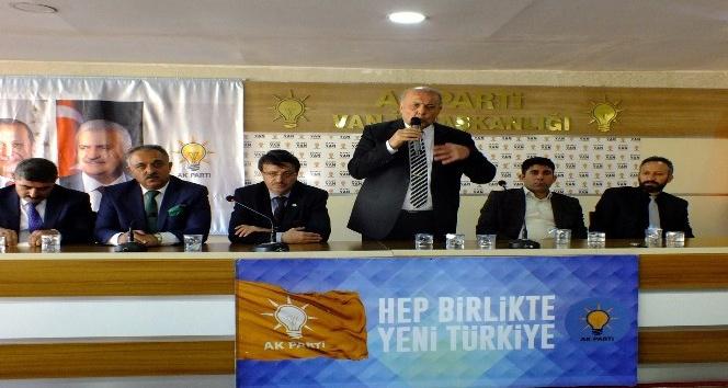 Küresünni'lerden Başkan Türkmenoğlu'na ziyaret