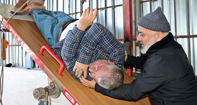 Fıtıkçı rot balans ustası talebe yetişemedi, tedaviye son verdi