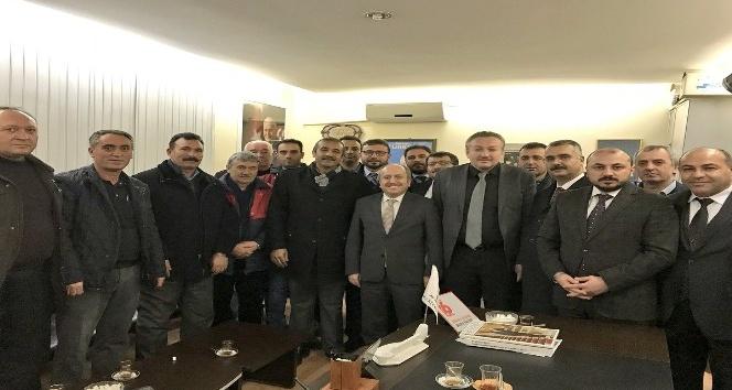 AK Parti İl Başkanı Karadağ 2017 yılını değerlendirdi