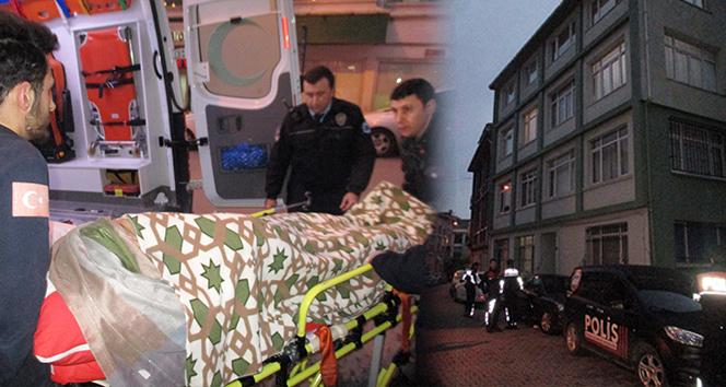 Üsküdar'da koca dehşeti: 1 ölü, 1 yaralı