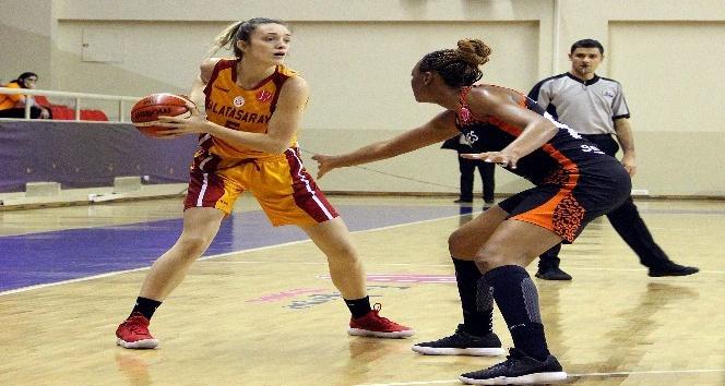Kadınlar Euroleague: Galatasaray: 61 - Bourges Basket: 79